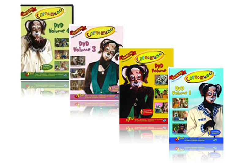 DVD Cornemuse