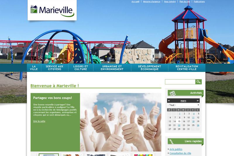 Ville de Marieville